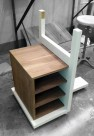 Wedged Walnut Cabinet, Heirloom Furniture Build: Prepping for Applying Finishes, Testing the Fit