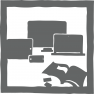 A Portfolio Platform in Integrated Media: Portfolio Project Icon - Emerald Seven, An Integrative Design Studio