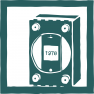 Smart Object Prototype - TimeTravel.fm: Portfolio Project Icon - Emerald Seven, An Integrative Design Studio
