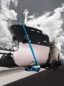 Genie® SX-180 Product Launch Website: Genie SX-180 in Context: Shipyards